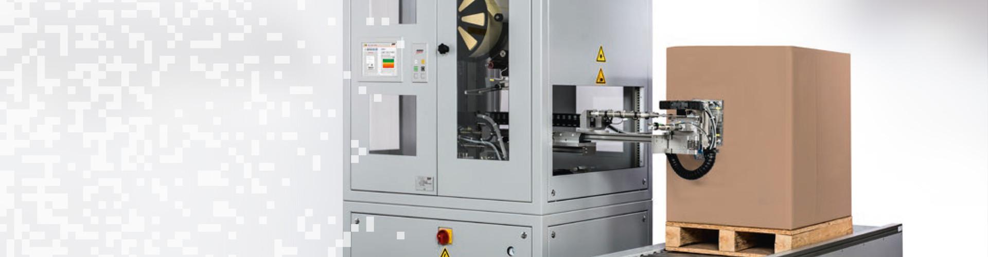 Etikettierlösungen für verschiedenste industrielle Einsatzzwecke