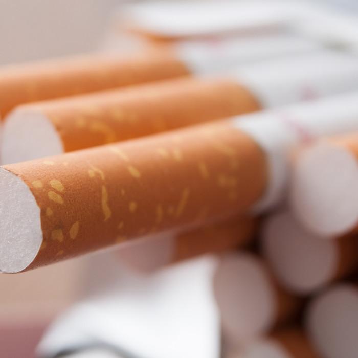 Etikettierlösungen für die Tabakindustrie